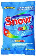 Пятновыводитель для цветных тканей Snow color+ 160 гр