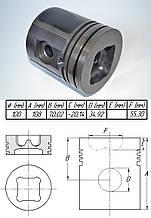U5LL0015 Поршень с кольцами для двигателя Perkins 1004.4 без турбокомпрессора