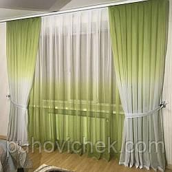 Красивые шторы для гостинной готовые