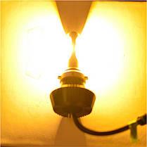 Комплект LED ламп 6000K/3000K в основные фонари серии G7 Цоколь Н11, H8, H9, 24W, 4000 Люмен/Комплект, фото 3