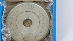 Круги алмазные шлифовальный прямой профиль 100х10х3х20 80\63 1А1 АС4 B2-01  Базис