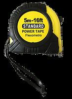 Рулетка Standard Econom, 5 м, фото 1
