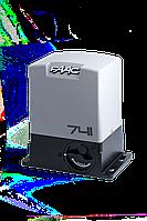 Привод FAAC 741 для откатных ворот (створка до 900 кг)