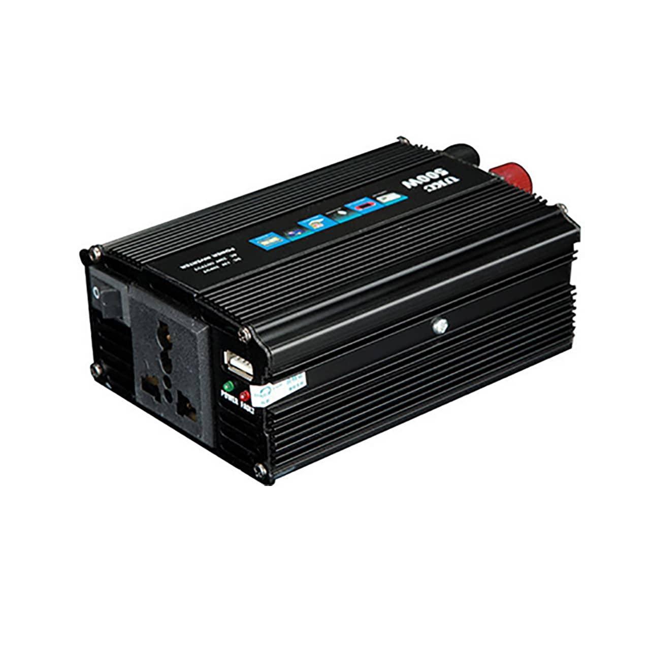 Преобразователь напряжения 12v-220v 300W UKC