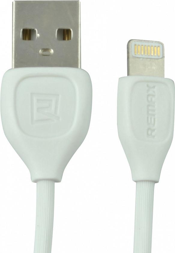 Кабель REMAX LESU Lighting for Iphone 5/5s/6/6s/SE/7/8 Original RC-050i белый