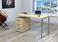 Стол письменный с ящиками  L-27 Макс Loft Design