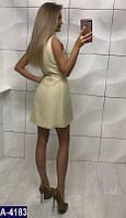 Платье A-4183 (42-44, 44-46)