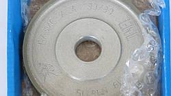 Круги алмазные шлифовальный прямой профиль 100х10х3х20 100\80 1А1 АС4 B2-01  Базис