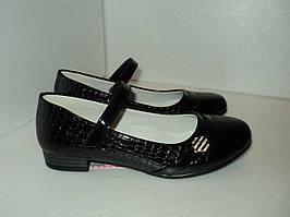 Школьные туфли для девочки, р. 36(23см)