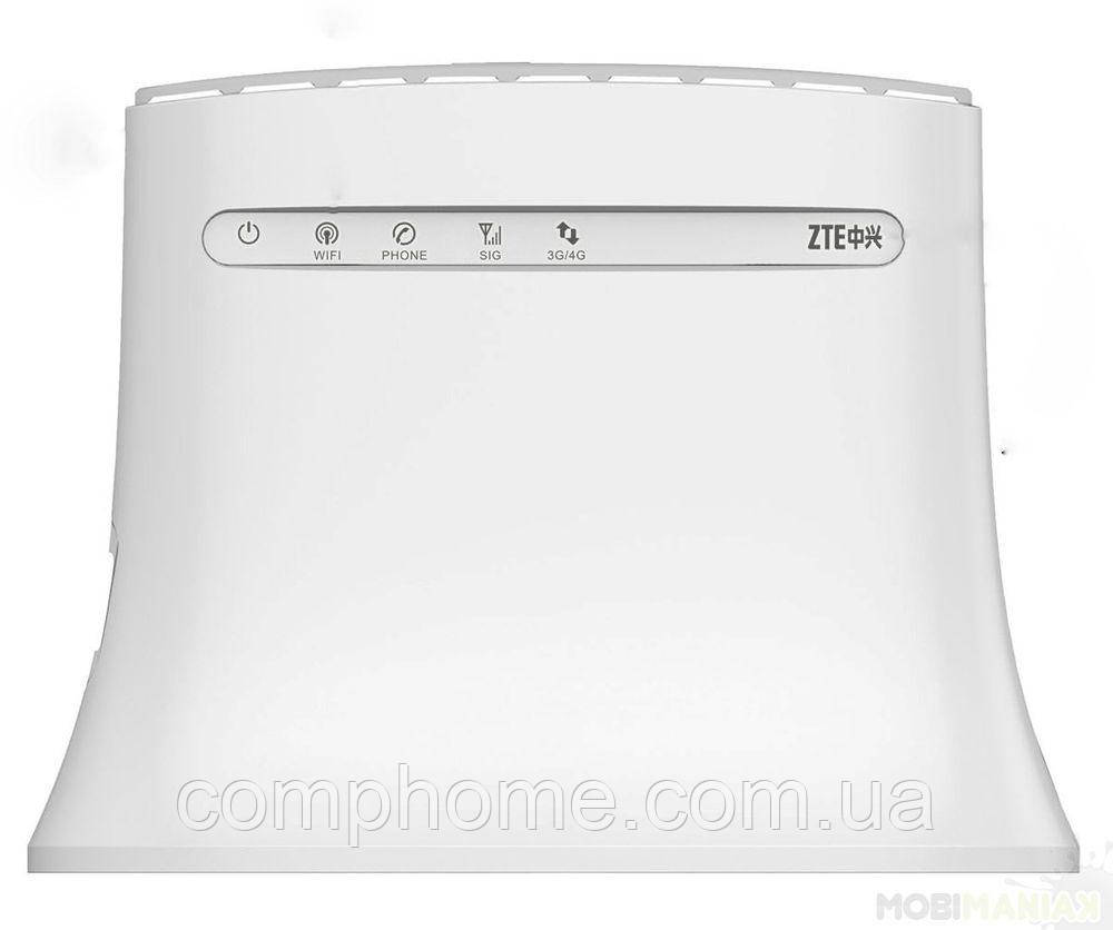 3G/4G Маршрутизатор ZTE MF283+ (Киевстар, Vodafone, Lifecell)