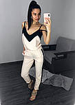 Костюм майка+штаны из шифона, S-M, фото 4