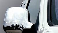 Накладки на зеркала для Peugeot Partner, Пежо Партнер, 1996-2008 г.в., фото 1