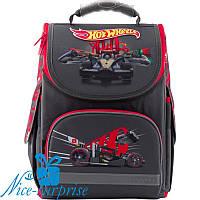 "Каркасный рюкзак для мальчика ""трансформер"" Kite Hot Wheels HW19-500S, фото 1"