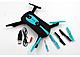 Квадрокоптер селфи-дрон Plymex JY018, фото 2