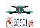 Квадрокоптер селфи-дрон Plymex JY018, фото 4