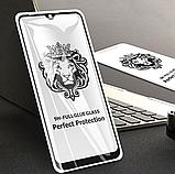 Захисне скло Glasscover загартоване 9D для Xiaomi Redmi Note 7 / PRO / Є чохли /, фото 10