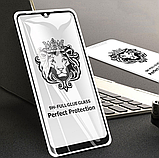 Защитное стекло Glasscover закаленное 9D для Xiaomi Redmi Note 7 / PRO / Есть чехлы /, фото 10