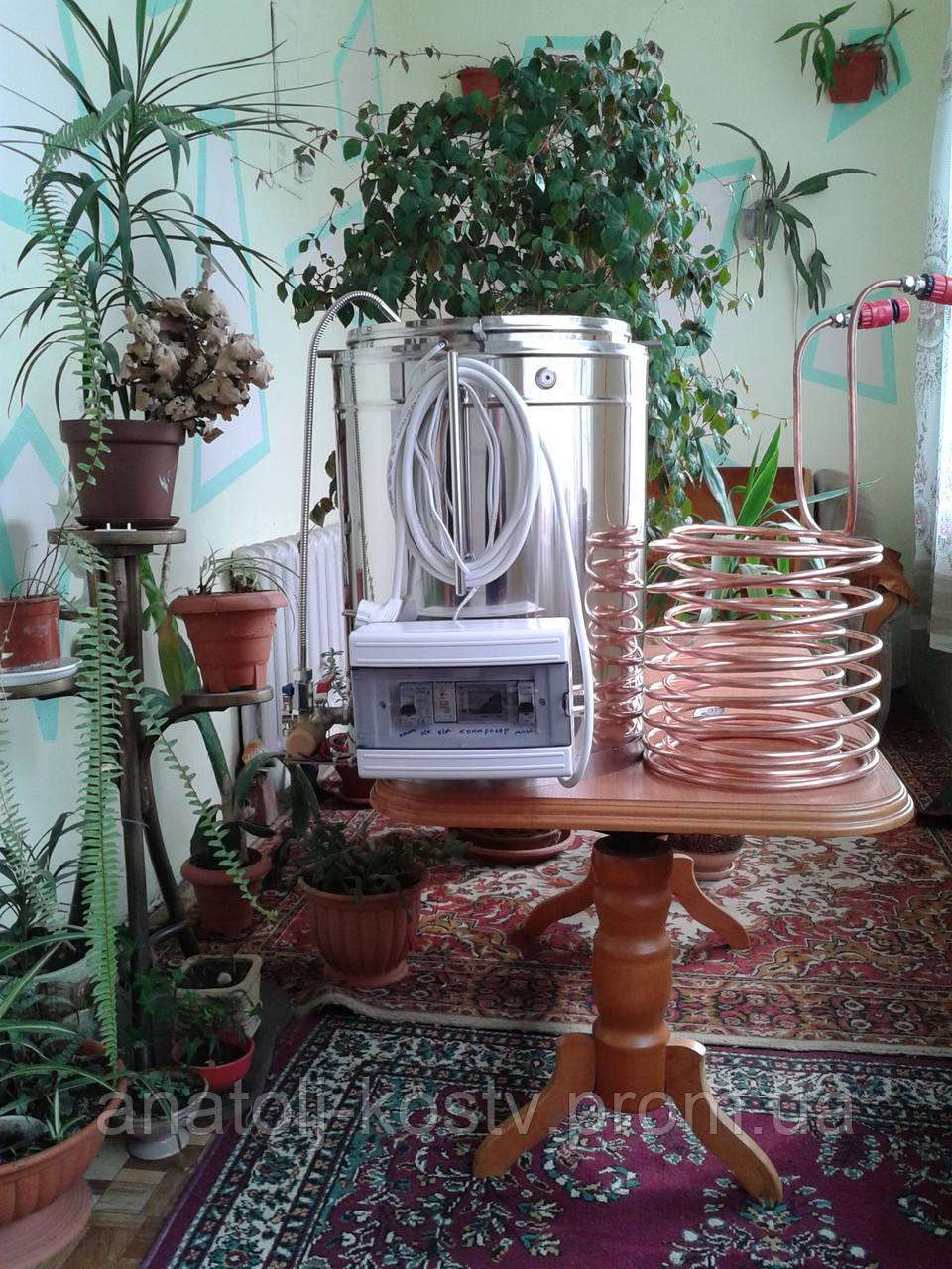 Минипивоварня (домашняя), с програмным управлением  - Анатолій Костів в Ужгороде