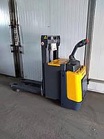 Штабелер электрический самоходный Jungheinrich ERD 1000/2000 кг 2,00м Гарантия!!!