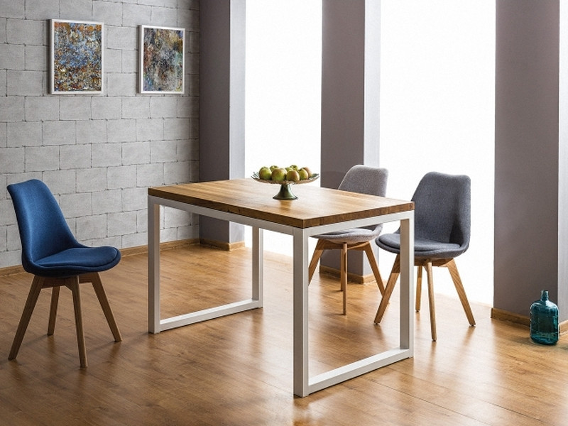 Деревянный стол Signal Loras II 120x80 дуб