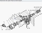 Шестерня цилиндрическая ведущая Z=12 375-2402110-10, фото 3