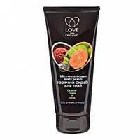 """Love 2mix organic"" Скраб для тела очищающий горячий 200мл"