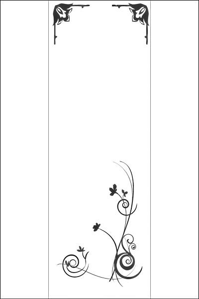 Пескоструйные рисунки на 1 дверь