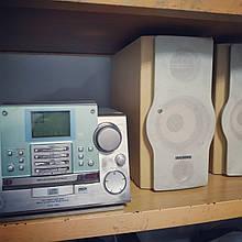 ремонт  музичного центра Samsung MM-ZB9
