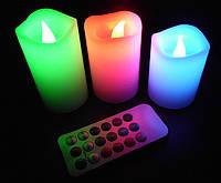 Світлодіодні свічки LED Scented Candles з ароматом лаванди