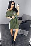 "Платье-туника ""Shake"", S-M, фото 3"