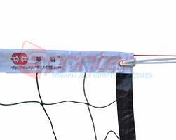 Сітка волейбольна з тросом YO-819