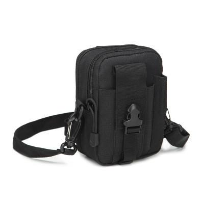 Тактическая универсальная (поясная) сумка - подсумок с ремнём Mini warrior с системой M.O.L.L.E