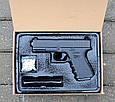 Страйкбольный пистолет Глок 17 (Glock 17) Galaxy G15, фото 7