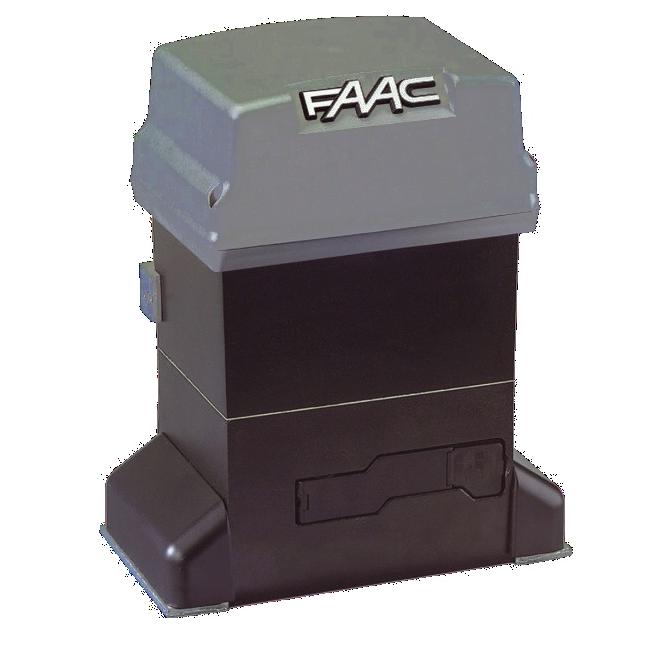 Привод FAAC 746 ER Z16 для откатных ворот (створка до 600 кг)