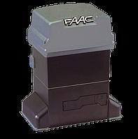 Привод FAAC 746 ER Z16 для откатных ворот (створка до 600 кг), фото 1