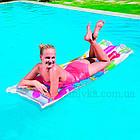 """Матрас надувной для плавания """"Солнечный день"""" 29644033, фото 6"""