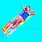 """Матрас надувной для плавания """"Солнечный день"""" 29644033, фото 8"""