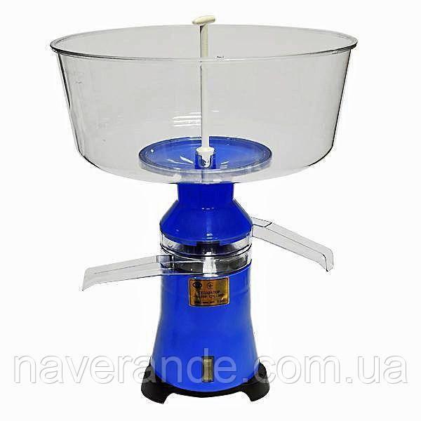 Сепаратор для молока Мотор Січ СЦМ-100-19 (пластик)