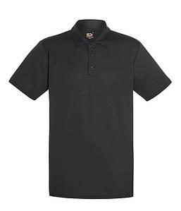 Мужская спортивная тенниска поло XL Черный