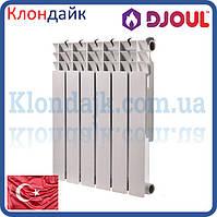 Алюминиевый радиатор отопления DJOUL 500/80