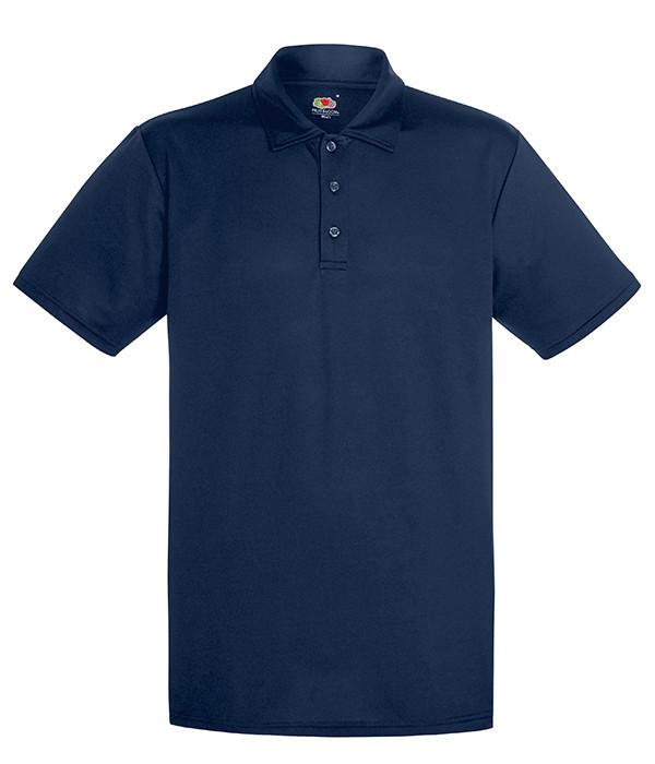 Мужская спортивная тенниска поло L, Глубокий Темно-Синий