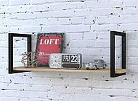 Полка настенная PL 1-112-18 Loft Design