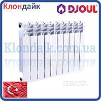 Алюминиевый радиатор отопления DJOUL 500/100