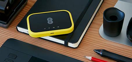 Мобильный 4G/3G WiFi роутер Alcatel EE120 (Киевстар, Vodafone, Lifecell), фото 2