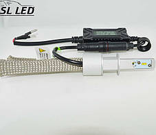 Комплект LED ламп в головной свет серии G5S Цоколь H1, 22W, 3600 Люмен/Комплект, фото 3