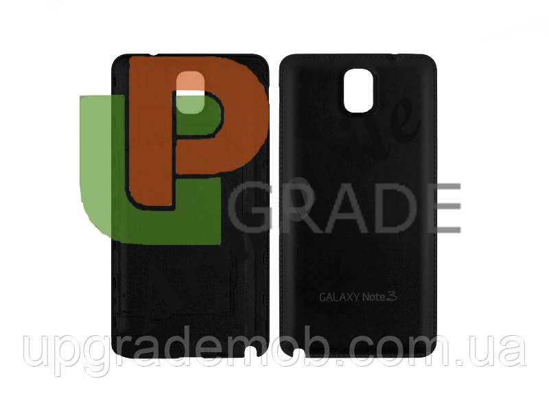 Задняя крышка Samsung N900 Note 3/N9000/N9006 черная Jet Black