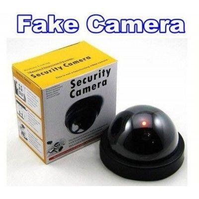 Муляж камеры наблюдения Camera Dummy Ball 6688