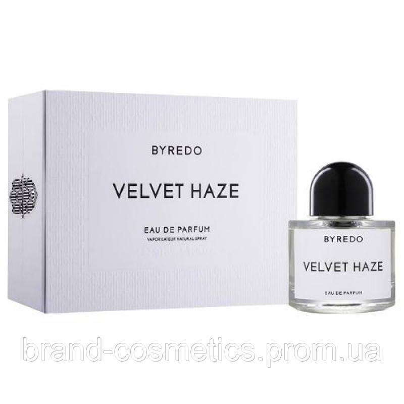 Парфюмированная вода унисекс Byredo Velvet Haze  100 мл  (в оригинальном качестве)