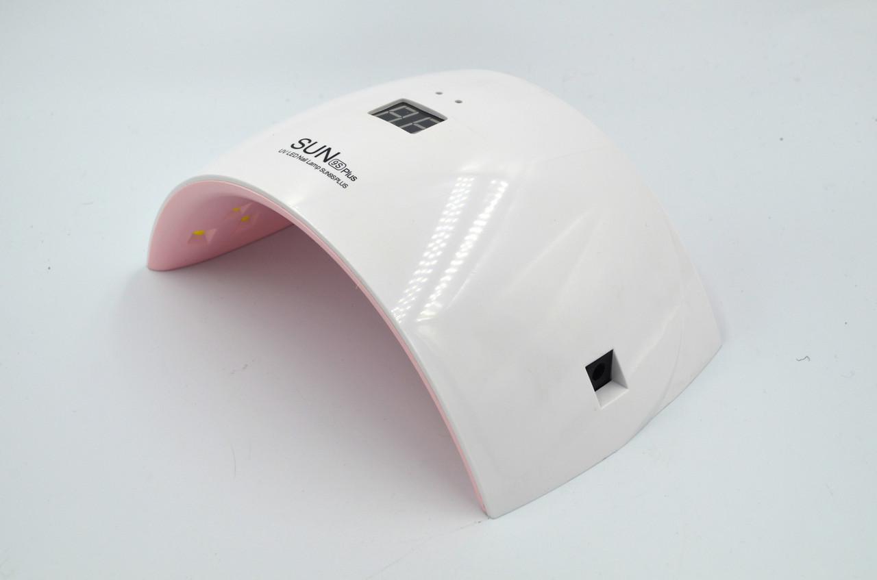 LED + UV лампа для нігтів Sun 9S Plus White 36 Вт (YQ9SPSUN9SP)