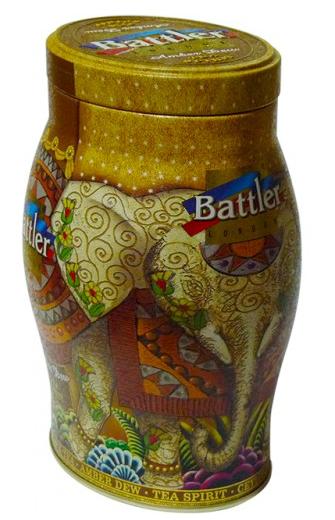 Чай черный Батлер Янтарная Роса 100 гр. Ж/Б
